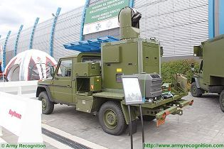 Electro Optical EO sensor vehicle NASAMS battery technical data sheet specifications information description intelligence identification pictures photos images video information Norway Norwegian army defence industry military technology equipment