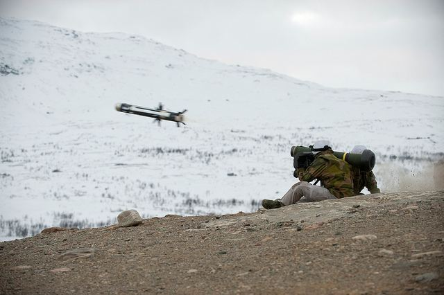 The Lockheed Martin (LMT) and Raytheon (RTN) Javelin Joint Venture recently demonstrated the capability to launch Javelin missiles from a vehicle in winter conditions at a test range in Norway.