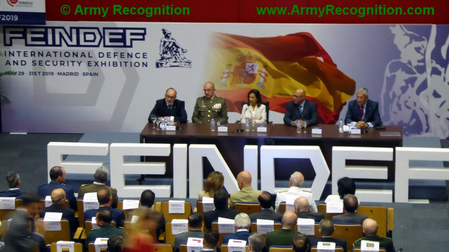 FEINDEF 2019 Opening day 1