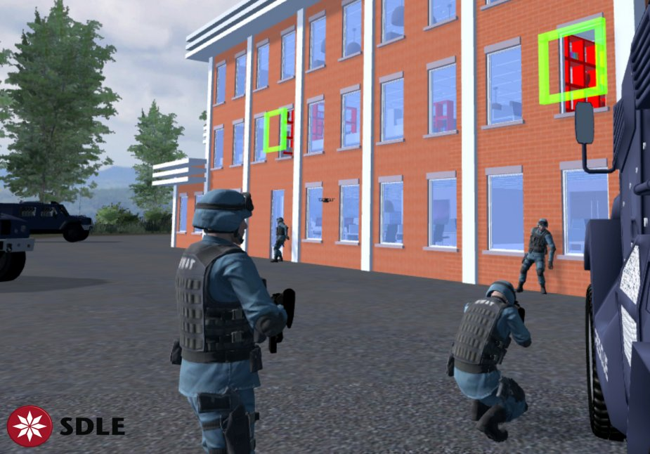 FEINDEF 2019 SDLE to show its virtual reality system for UAS