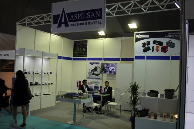 At High Tech Port 2016 APSILAN Energy showcases  ts batteries and energy storages systems