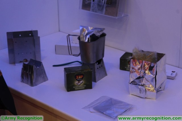 ZIP solutions of military cooking fuel presented at IDEF 2015 640 001