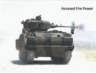 ACV-15 IFV Armored Infantry Fighting Vehicle FNSS technical data sheet specifications description information intelligence identification pictures photos images video Turkey Turkish army vehicle defence industry military technology