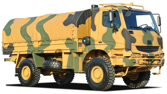 BMC Sanayi ve Ticaret A.S., having been awarded a contract for the design, development and production of MRAPs and Tactical Wheeled Vehicles in March 2009, has recently completed most of the deliveries within this project. The project includes around 2.000 vehicles in 2.5 Ton (4x4), 5 Ton (4x4), 10 Ton (6x6) and MRAP categories.