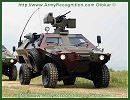Cobra Otokar armoured vehicle attracts interest with its superior mobility and its high level of ballistic protection as well as its feature of adaptability and modularity various missions.