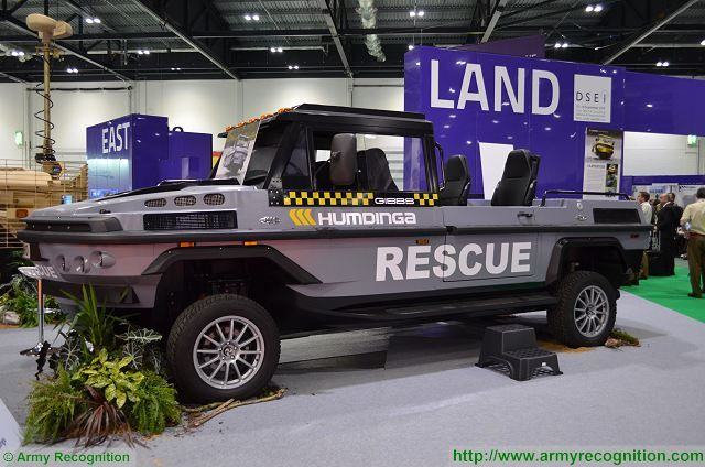 Land Zone at DSEI 2015 more than 83 international exhibitors showing new military products 640 001