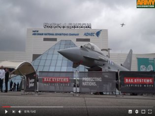 DSEI 2017 world leading defence and security event exhbition London UK web TV Television 315 001