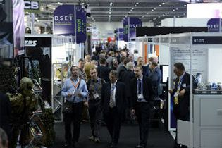 DSEI 2017 world leading defence and security event exhibition London UK show daily news 315 001