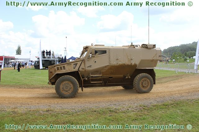 It has been announced June 18, 2012, that Ricardo UK Ltd has received a sub-contract from General Dynamics that will see the next tranche of 100 Foxhound vehicles for the UK Ministry of Defence (MoD) assembled at Ricardo's special vehicle facility at Shoreham-by-Sea.