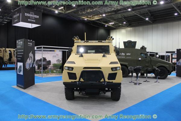 Creation, the privately owned and independent UK vehicle design and engineering firm behind a series of successful, imaginative and military vehicle platforms, radical new concept ancillary equipment and innovative technology, will showcase the widening diversity of its defence and homeland security sector capability at this week's International Armoured Vehicles (IAV) Conference and Exhibition in London, United Kingdom.