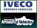 After another year of intensive development of its extensive product range, Iveco Defence Vehicles is exhibiting at the IAV 2011 show at Excel, with a focus this year on the innovations which have been implemented both on existing platforms and on newly released vehicles, such as the 8 x8 Amphibious SUPERAV, and the 4 x 4 MPV.
