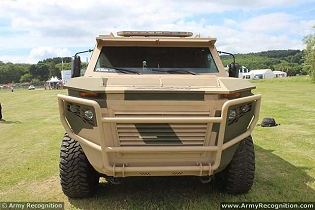 Puma Streit Group 4x4 APC armoured vehicle personnel carrier technical data sheet specifications description information intelligence identification pictures photos images personnel carrier Europe European defence industry army military technology