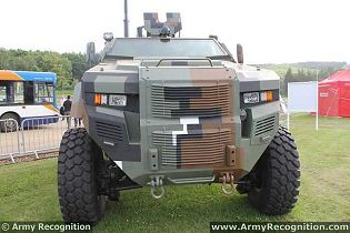 Scorpion 4x4 Streit Group MRAP Mine Resistant Ambush Protected vehicle technical data sheet description information specifications intelligence identification pictures photos images personnel carrier British United Kingdom defence industry army military technology