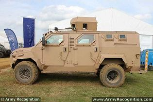 Spartan 4x4 Streit Group LAV light armoured vehicle technical data sheet description information specifications intelligence identification pictures photos images personnel carrier British United Kingdom defence industry army military technology