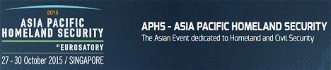 APHS 2015 Asia Pacific Homeland Security  Singapore