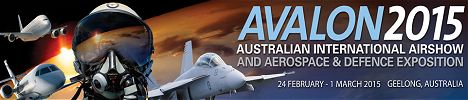 Avalon 2015 Australian International AirShow and Aerospace & Defence Exposition