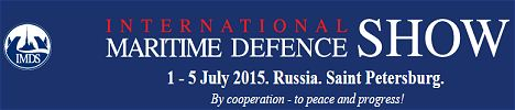 IMDS 2015 International Maritime Defense Show Saint Petersburg Russia