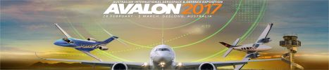 Avalon 2017 Australian International AirShow and Aerospace & Defence Exposition