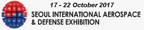 ADEX 2017 Seoul International Aerospace and Defense Exhibition 2017 Seoul Airport South Korea