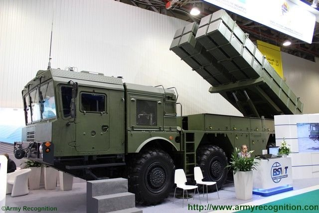 ADEX 2016 BSVT s Polonez MLRS makes first public appearance in defense show 001