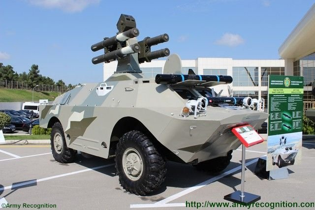 Roketsan introduces new antitank missile launcher system for light armored vehicles 640 001