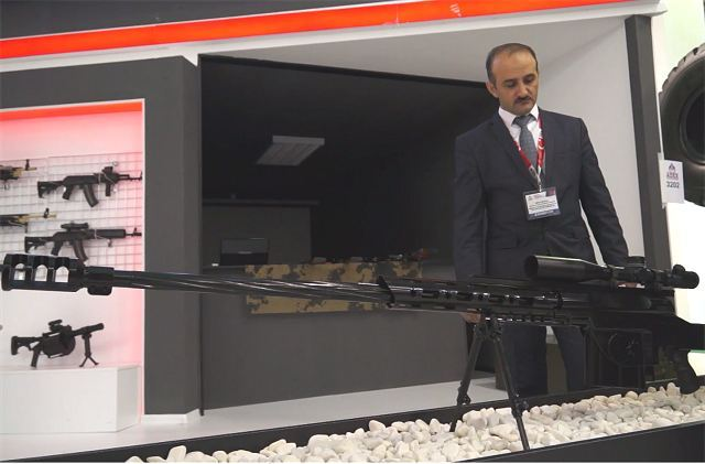Azerbaijan defense industry presents several new defense and security products at ADEX 2016 640 002