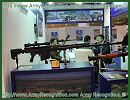 Azerbaijan's Ministry of Defense Industry designed several small arms this year. Informing APA about new weapons, Azerbaijani Minister of Defense Industry Yavar Jamalov said that one of them was a sniper rifle with 7.62x51 caliber designed in accordance with NATO standards. Shooting distance of the new sniper rifle is 1000 m, capacity of charger – 10 cartridges and weight – 7.1 kg.