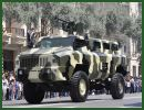 Azerbaijan bought from Turkey the controlled weapon systems STAMP (Stabilized Machine Gun Platform). This weapon system is mounted on the wheeled armoured vehicle personnel carrier Matador.
