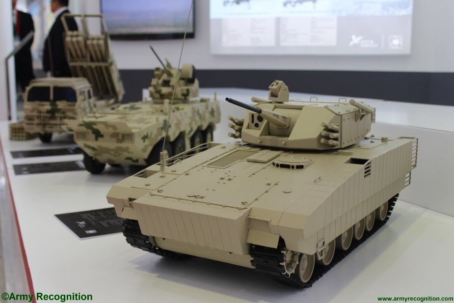 China defense indusry strong presence at KADEX 2018