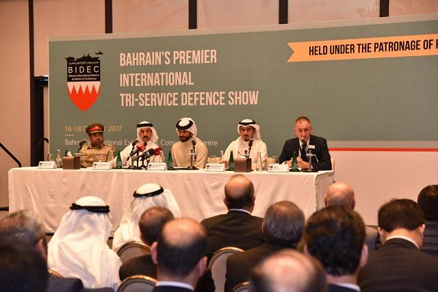 Bahrain's pioneering defence exhibition, scheduled to be held in October this year,has attracted considerable interest at other international defence exhibitions. The promotional campaign for BIDEC includes several official visits to international defence and security exhibitions, raising awareness of BIDEC 2017 amongst exhibitors, visitors and VIP Delegations. So far, the BIDEC 2017 team, alongside delegations from Bahrain Defence Force, has visited SOFEX in Jordan, Indo Defence in Indonesia, SHOT Show in USA, IDEX in UAE, LIMA in Malaysia, IDEF in Turkey and others.