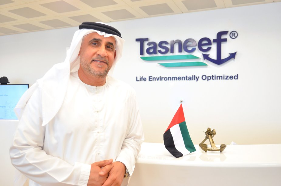BIDEC 2019 Tasneef Maritime features its wide range of maritime services 925 001