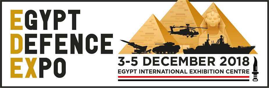 EDEX 2018 New Egypt Defense Exhibition in Cairo for December 2018 banner 925 001