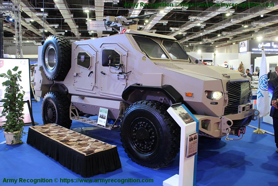 ST 500 4x4 armored picture 925 001