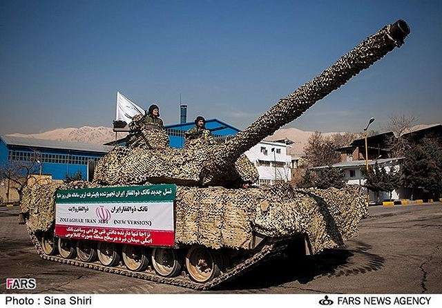 "The Iranian Army plans to unveil and test new domestically-made weapons and military hardware during the upcoming wargames in Central Iran, a senior commander announced. ""A number of armored personnel carriers, weapons, sniper rifles, anti-aircraft batteries and missile launchers will be unveiled in the upcoming Beit ol-Moqaddas 25 wargames of the Army's Ground Force,"" Lieutenant Commander of the Army's Ground Force Brigadier General Kioumars Heidari said on Friday, April 26, 2013."
