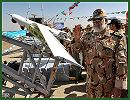The Iranian Ground Force unveiled the country's latest home-made combat drone named 'Yasir' on Saturday, September 28, 2013. The drone was unveiled in a ceremony attended by Commander of the Iranian Army Ground Force Brigadier General Ahmad Reza Pourdastan.