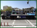 The Iranian Armed Forces displayed an optimized version of the Russian-made S-200 long-range air defense system during the military parades in Tehran, Friday, September 21, 2012. The S-200 systems were displayed along with other air-defense systems, missiles and radars in the annual September 21 parades.