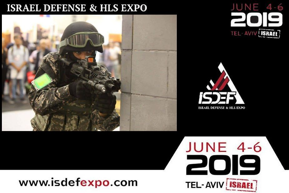 What to expect at ISDEF 2019 Defense and Security Exhibition in Israel 925 001