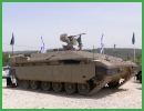 STERLING HEIGHTS, Mich. – General Dynamics Land Systems, a business unit of General Dynamics (NYSE: GD), has been selected to negotiate a contract with the Israeli Ministry of Defense for Merkava Armored Personnel Carriers (APC Namer).