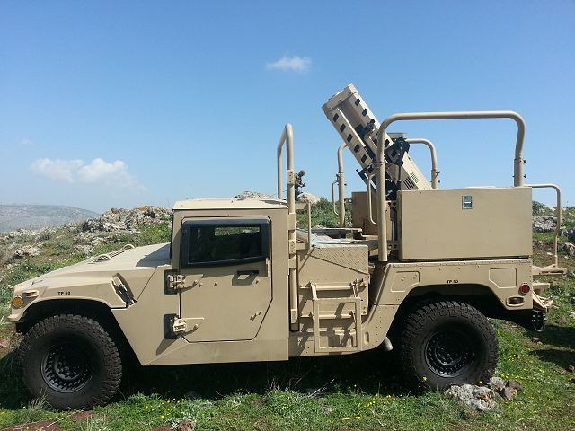 "Elbit Systems will showcase its latest autonomous Recoil Mortar System (RMS) for lightweight 4x4 combat vehicles at the 3rd International Fire Conference, held May 10-22, 2014, at ""Home of the Gunners"" in Zikron Ya'akov, Israel."