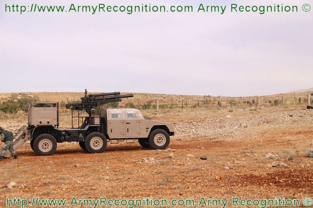 Lebanese army has tested the Chinese wheeled self-propelled howitzer SH2 armed with Russian made D-30 122mm howitzer, but also with the American M101 105mm howitzer. Chinese defense Company proposes also a version of the SH2 but armed with a 105mm howitzer named SH5.