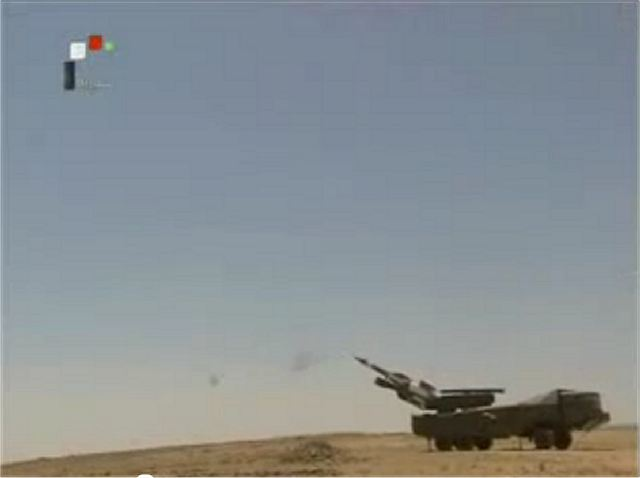 A video posted on youtube, Monday, July 9, 2012, shows that the Syrian army is equipped with the new Russian-made air defence missile system Pechora-2M. Some sources of information on Internet report that in 2011, Russia would have made modernization of air defense missile system S-125 Pechora (SA-3 Goa ) to Pechora-2M level.