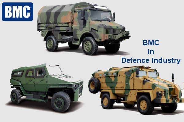 Aiming to increase foreign sales of military vehicles, BMC has decided to participate in IDEX-2011, one of the biggest defence industry exhibitions on the world. At IDEX-2011, the Turkish Defence Company BMC will present its last range of Armoured Vehicles, Tactical Wheeled Vehicles and Logistics Support Vehicles.