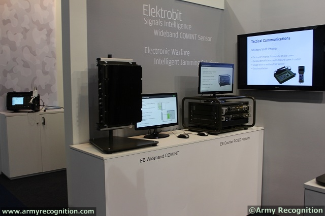 Elektrobit (EB) is a leading military radio and communication solution specialist providing products and services for wireless and wire-line Tactical Communications, Electronic Warfare and Signals Intelligence. All the products are developed and tested to meet the extreme military requirements. At IDEX 2013 Elektrobit is exhibiting their whole defense product portfolio.