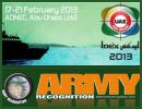 Army Recognition media partner of IDEX will provide Online Show daily news coverage of IDEX 2013 with report, news, pictures and video. Increase the exposure of your Company and its range of products globally with our IDEX 2013 digital daily news.