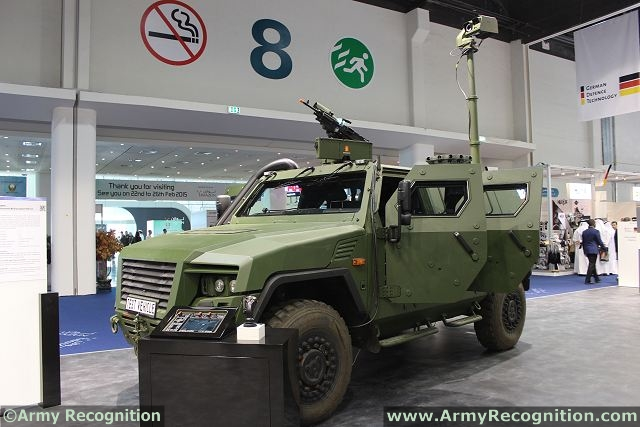After a specific request from the German Army for a new protected C4I and mission-specific vehicles, as well as protected transport capacity, Rheinmetall Defense and Krauss-Maffei of Germany have joined forces to develop a highly protected family of Armoured MultiPurpose Vehicles (AMPV) in the 10t weight class.