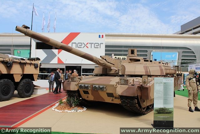 The Leclerc MBT was selected by the United Arab Emirates (UAE) Armed Forces in the early 90's due to its outstanding performances, and is particularly suitable for the very harsh local environment. Furthermore, the UAE requested Nexter Systems to modify the initial French Army Leclerc in order to provide new capabilities which were absolutely unmatched at the time.
