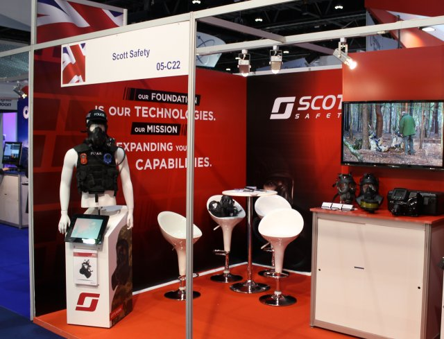 Scott Safety reveals smart innovations for respiratory protection in Abu Dhabi 640 002