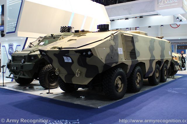 Streit Group, one of the world's largest armoured vehicle manufacturers, has launched –as part of its new Secure360 strategy– a range of new armored vehicle models, advanced defence training and alliance partnerships at the International Defence Exhibition and Conference (IDEX), which is being held in Abu Dhabi from 22-26 February, 2015.