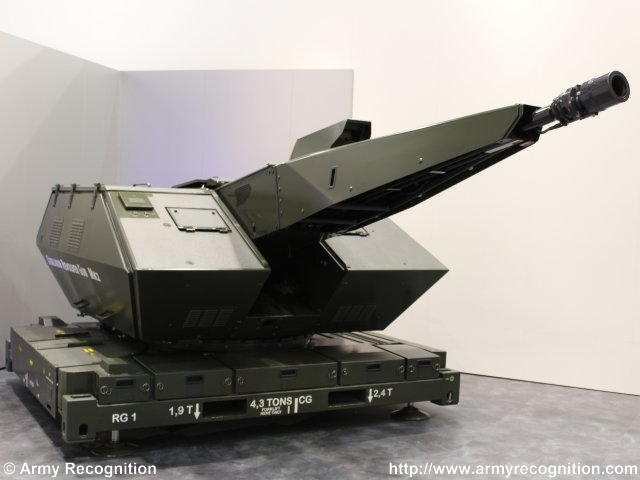 Exhibition Booth Abu Dhabi : Rheinmetall air defence solutions showcased at idex