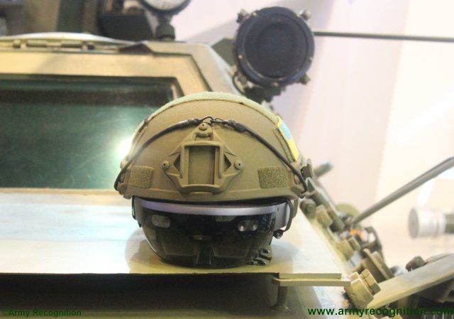 IDEX 2017 LimpidArmor introduces innovative circular review system for armored vehicles 640 001